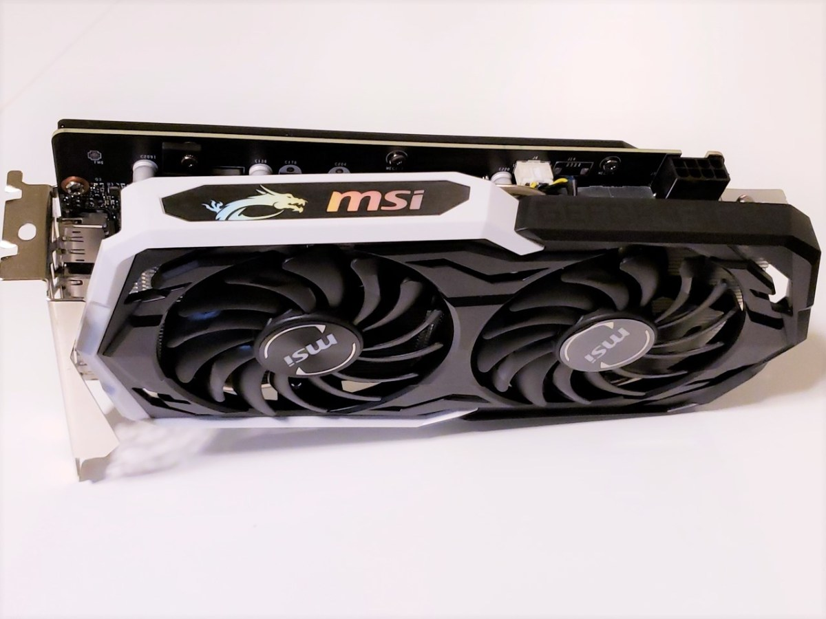 MSI GeForce GTX 1660 Ti ARMOR OC (6GB GDDR6) Graphics Card Review